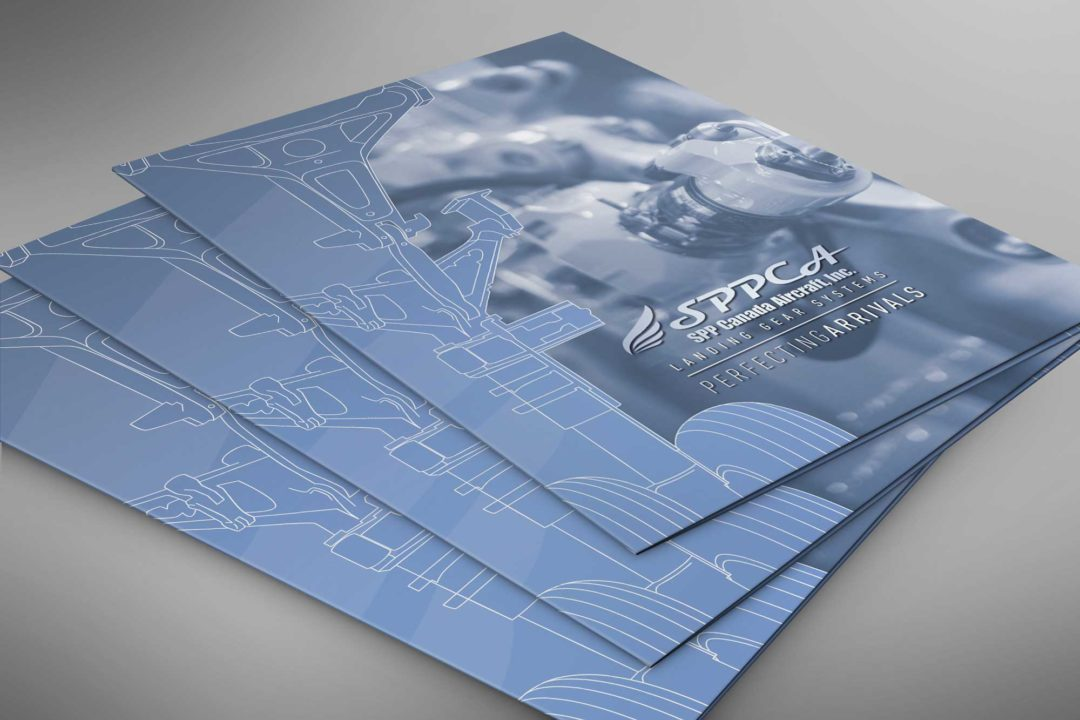 SPPCA Branding and Print Design