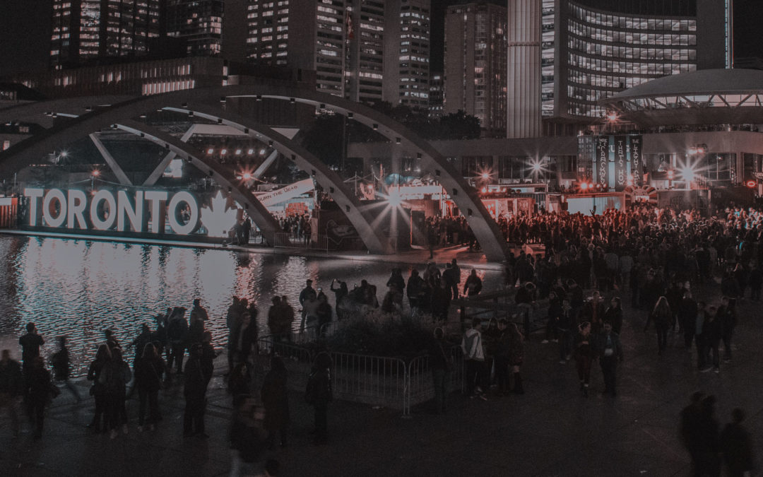 #fromthe6ix Nuit Blanche 2017