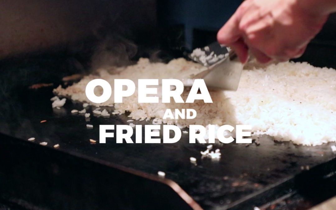 Opera and Fried Rice: A Concept by Revel Food