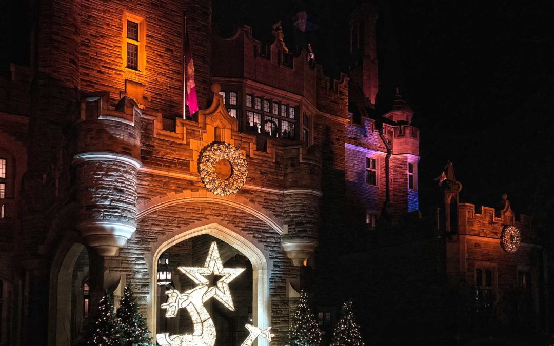 The Nutcracker Christmas at Casa Loma