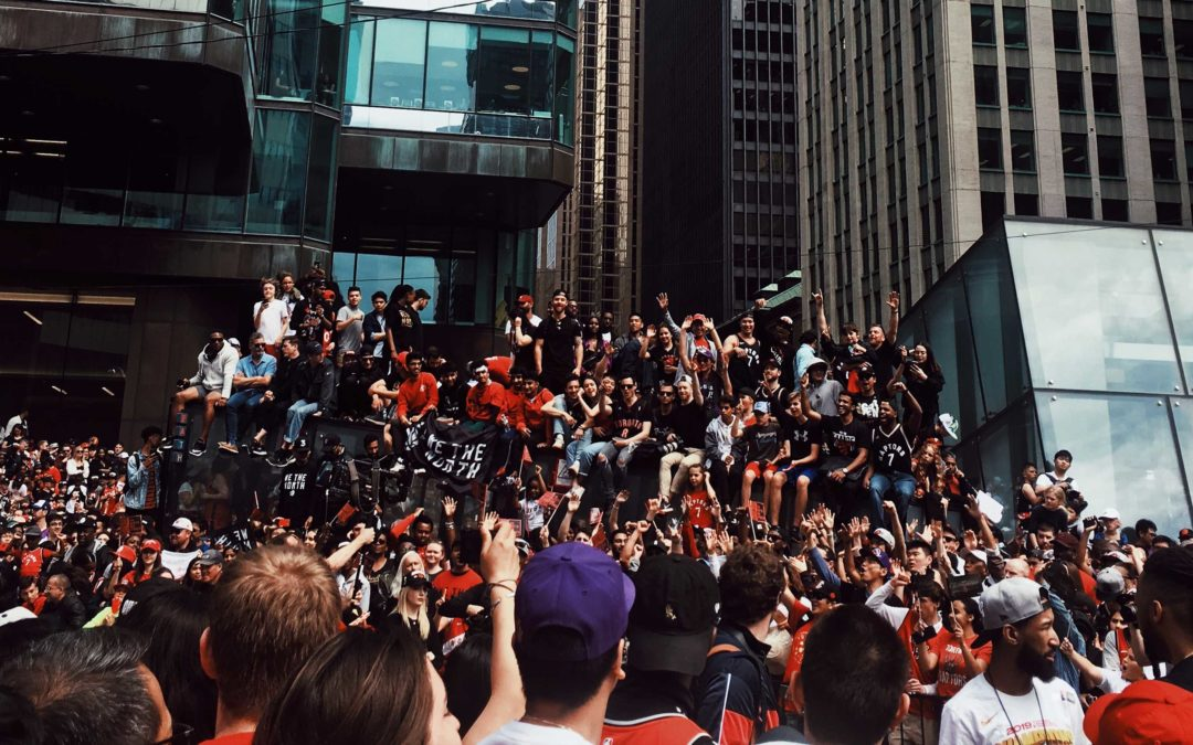 The Toronto Raptors Victory Parade 2019 (Video)