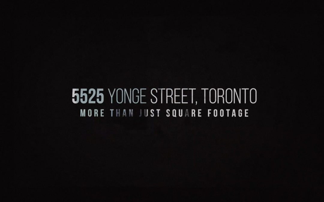 5255 Yonge Street Before and After Video Production