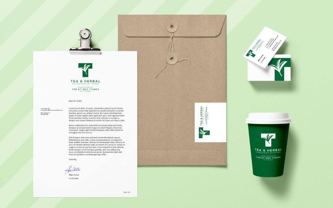 Tea and Herbal Association ReBrand