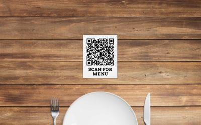 A Virtual Restaurant Menu for a Cleaner World