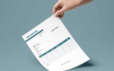 Free Invoice Templates in Google Docs