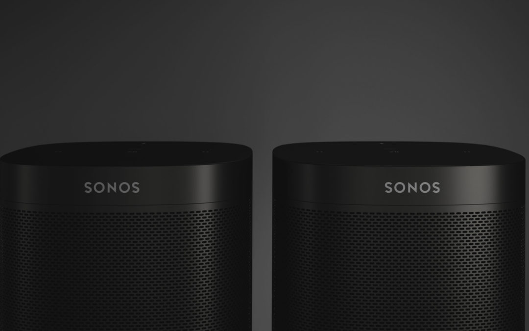 Why SONOS One is our Favourite Smart Speaker